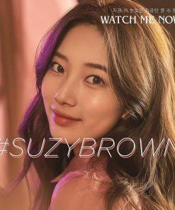Clalen Iris Suzy brown