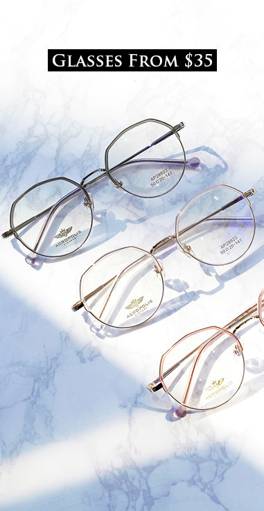 Glasses from $35